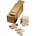 Tumbling Tower Wooden Block Game