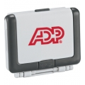 Sportline® Big Screen Step & Distance Pedometer