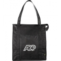 PolyPro Non-Woven Zippered Big Grocery Tote