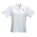 Womens Pico Knit Polo Shirt with Pocket
