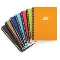 """ECO Spiral Bound Notebook – 6"""" x 9"""""""